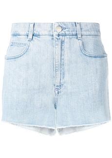 Stella McCartney All is Love denim shorts