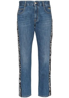 Stella McCartney All Together Now straight-leg jeans