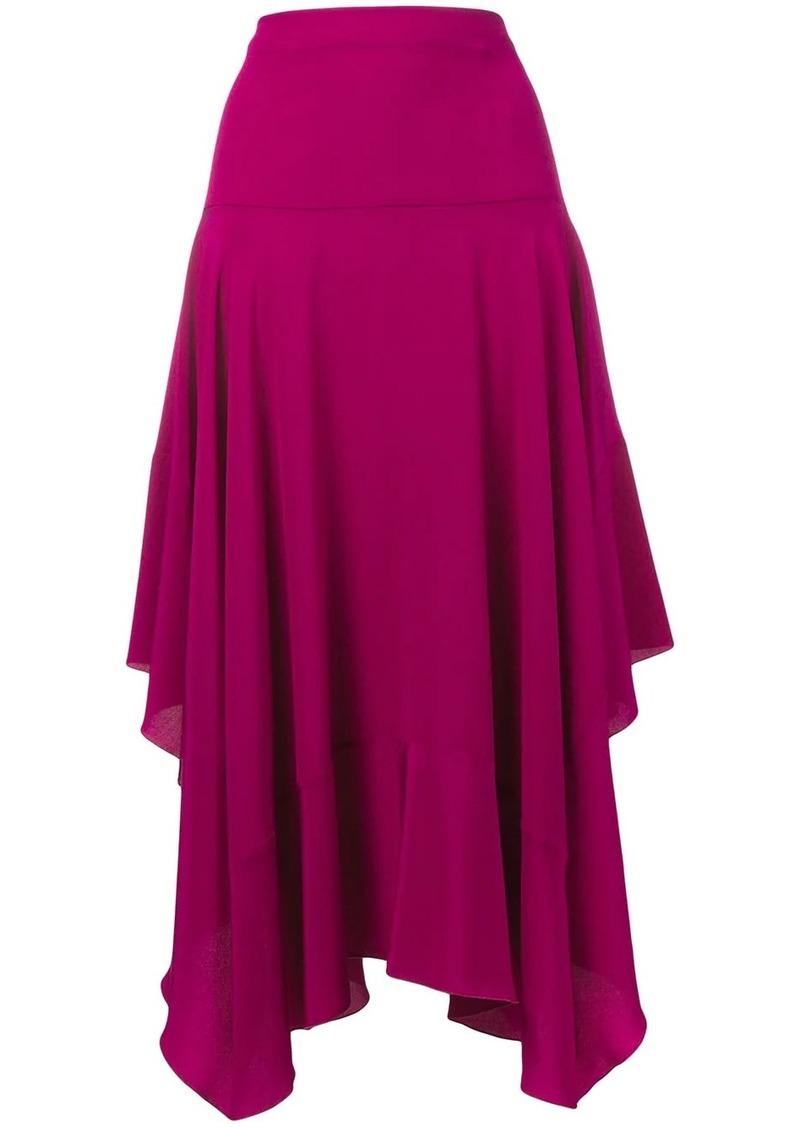 Stella McCartney asymmetric skirt