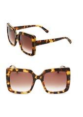 Stella McCartney Avana Square Sunglasses