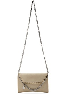 Stella McCartney Beige Mini Falabella Shoulder Bag