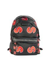 Stella McCartney Big S Logo Backpack