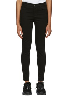 Stella McCartney Black Pitch Denim Jeans