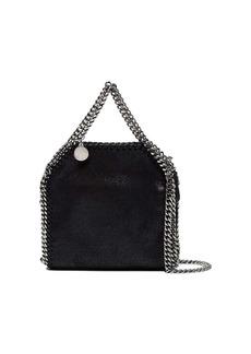 Stella McCartney Black Tiny Falabella shoulder bag