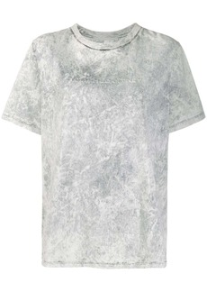 Stella McCartney logo embossed T-shirt
