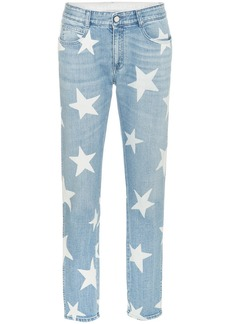 Stella McCartney Boyfriend Star jeans