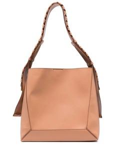 Stella McCartney braided-strap shoulder bag