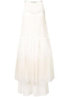 Stella McCartney Brianna silk-crepe dress