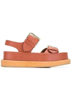 Stella McCartney buckle sandals