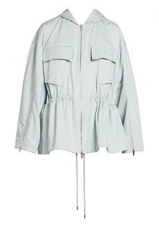Stella McCartney Caban Cotton Cargo Jacket