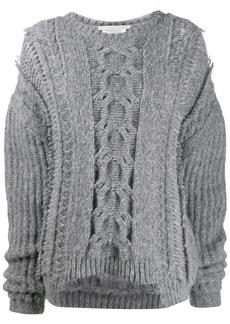 Stella McCartney cable knit sweater