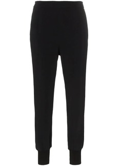 Stella McCartney Cady classic track trousers