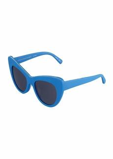 Stella McCartney Cat-Eye Plastic Sunglasses