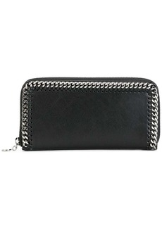 Stella McCartney chain-detail continental wallet