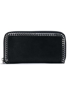 Stella McCartney chain embroidered purse