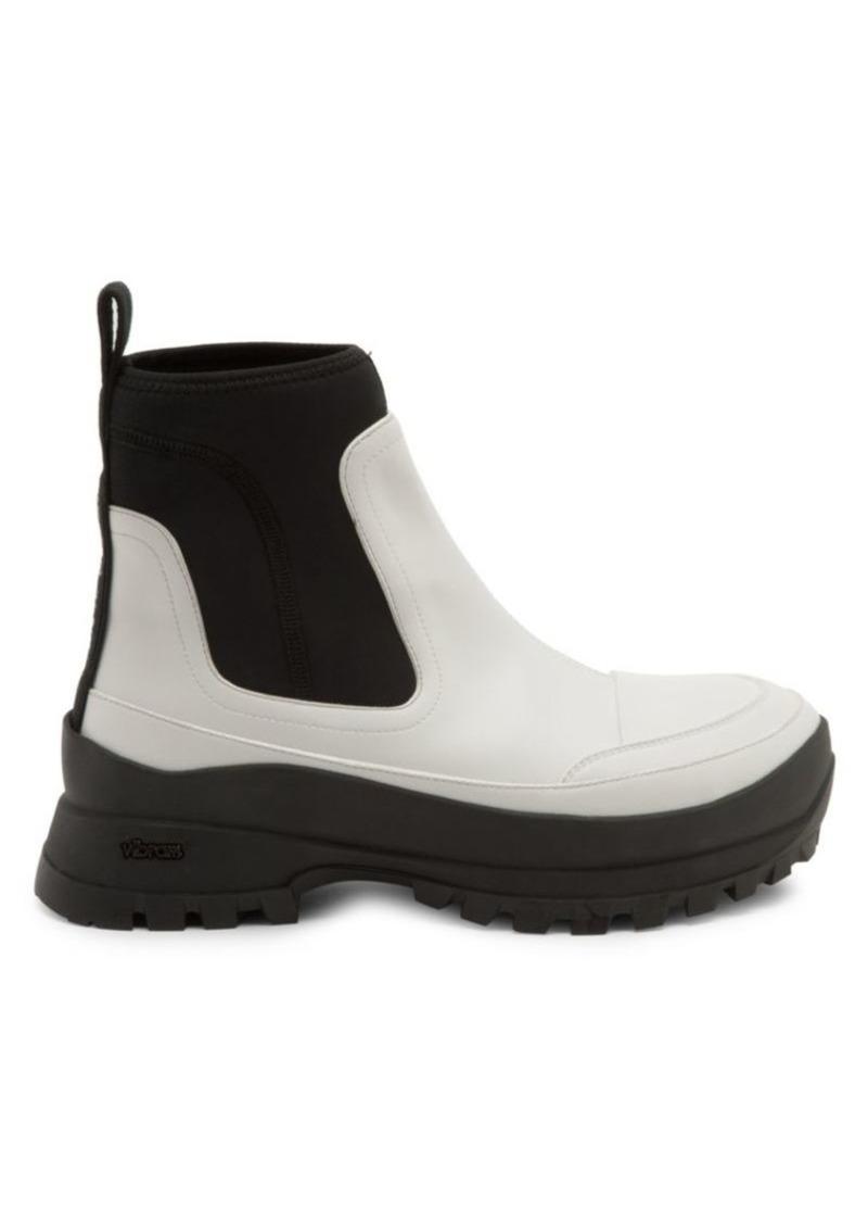Stella McCartney Chunky Combat Boots