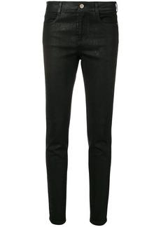 Stella McCartney coated skinny jeans