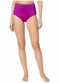 Stella McCartney Contrast Trim High-Waist Bikini