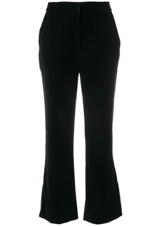 Stella McCartney cropped flared trousers