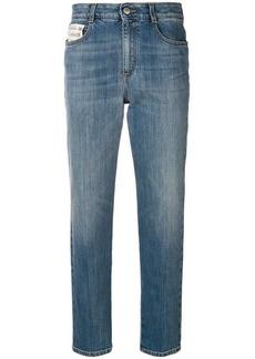 Stella McCartney cropped slim jeans