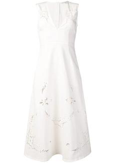 Stella McCartney cut-out detail dress