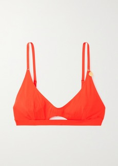 Stella McCartney Cutout Bikini Top