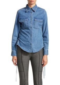Stella McCartney Denim Button-Down Shirt