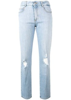 Stella McCartney distressed slim jeans