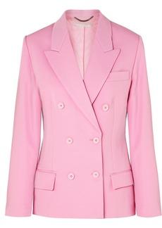 Stella McCartney Double-breasted Wool-twill Blazer