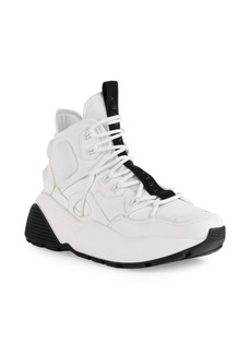 Stella McCartney Eclypse High-Top Sneakers