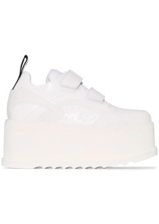 Stella McCartney Eclypse touch-strap sneakers