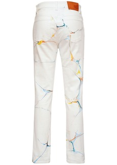 Stella McCartney Eco Denim Skinny Boyfriend Jeans