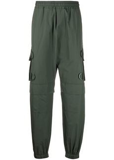 Stella McCartney elasticated cuffs cargo trousers