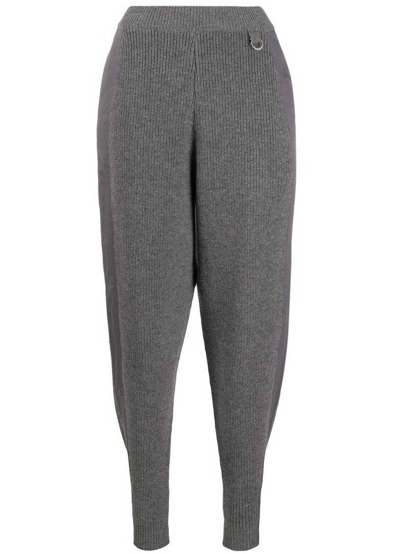 Stella McCartney elasticated jogging trousers