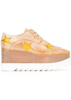 Stella McCartney Elyse star detail shoes