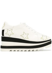 Stella McCartney Elyse star platform sneakers