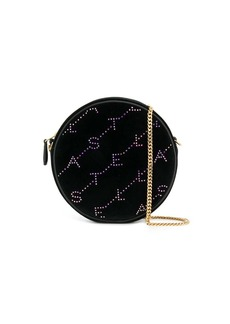 Stella McCartney embellished monogram shoulder bag