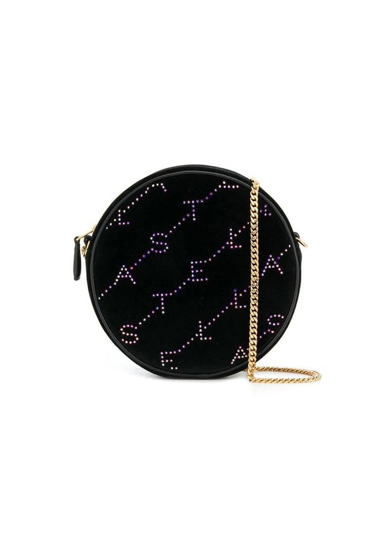 Stella McCartney embellished monogram shoulder bag