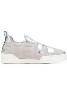 Stella McCartney embossed sneakers