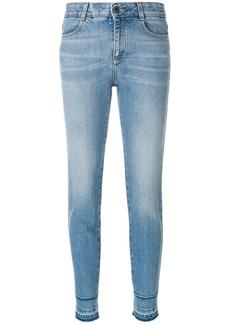 Stella McCartney faded skinny jeans