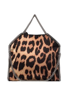 Stella McCartney Falabella animal print tote