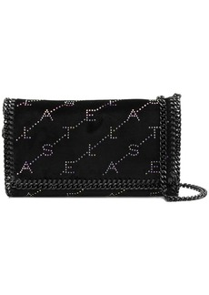 Stella McCartney Falabella continental embellished wallet