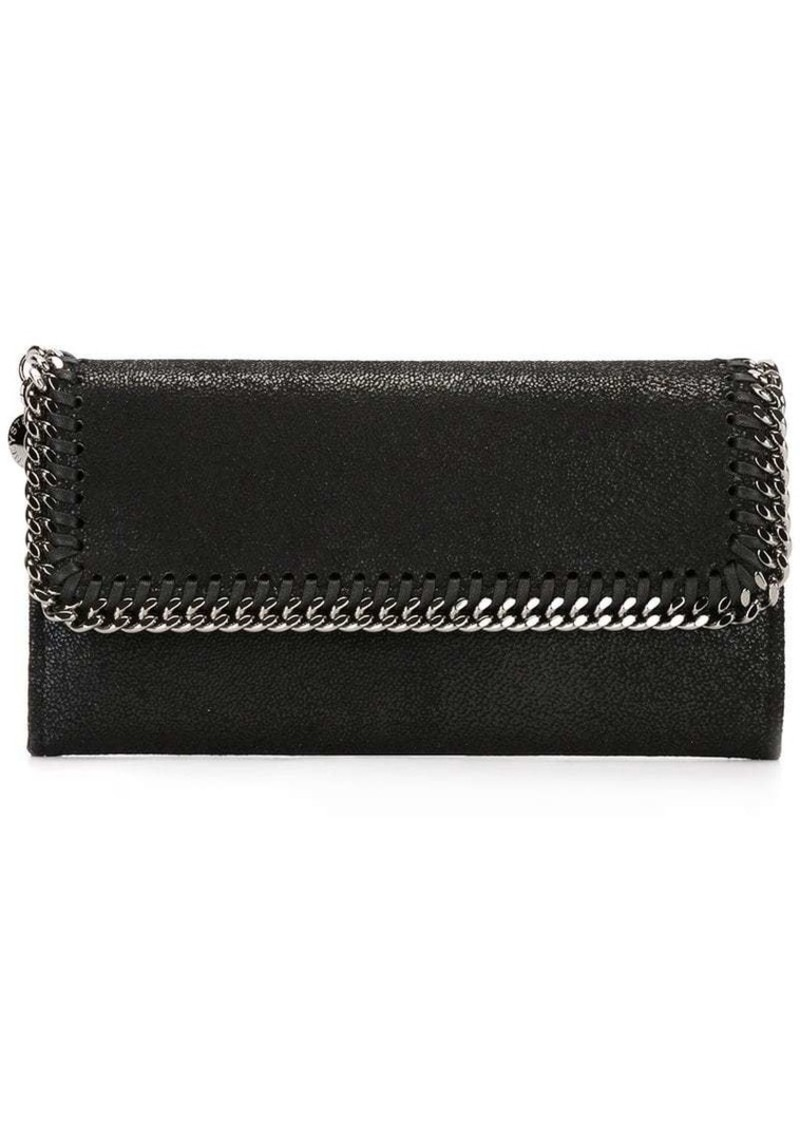 Stella McCartney 'Falabella' flap wallet