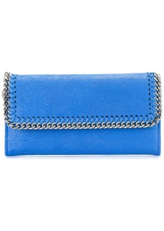 Stella McCartney 'Falabella flap' wallet