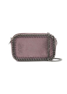 Stella McCartney Falabella metallic belt bag