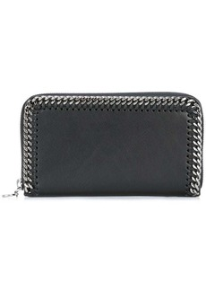 Stella McCartney Falabella top zip wallet