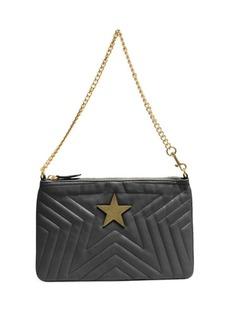 Stella McCartney Faux Leather Star Handbag