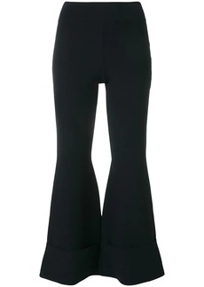 Stella McCartney flare cropped leggings