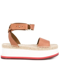 Stella McCartney flatform sandals