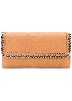 Stella McCartney foldover Falabella wallet